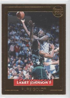 1992 Larry Johnson Pure Gold - [???] #2 - Larry Johnson