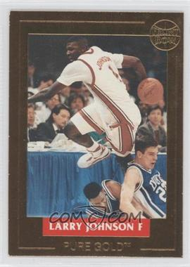 1992 Larry Johnson Pure Gold [???] #1 - Larry Johnson