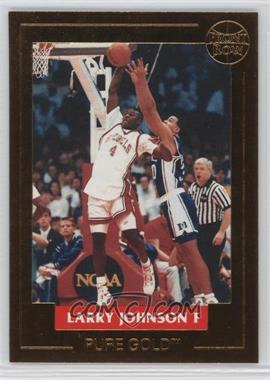 1992 Larry Johnson Pure Gold [???] #3 - Larry Johnson