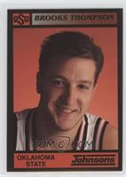 Brooks Thompson