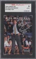 Mike Krzyzewski [SGC AUTHENTIC]