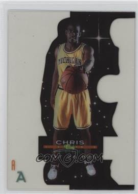 1993-94 Classic Draft Picks - Acetate Draft Stars #CHWE - Chris Webber /26000