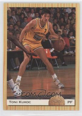 1993-94 Classic Draft Picks - [Base] #10 - Toni Kukoc