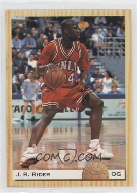 1993-94 Classic Draft Picks - [Base] #4 - Isaiah Rider