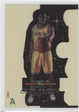 1993-94 Classic Draft Picks Acetate Draft Stars #CHWE - Chris Webber /26000