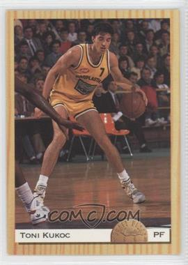 1993-94 Classic Draft Picks #10 - Toni Kukoc