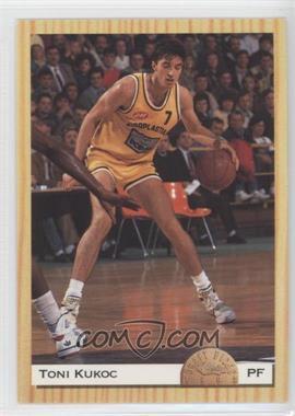 1993-94 Classic Draft Picks #10 - Toni Kukoc
