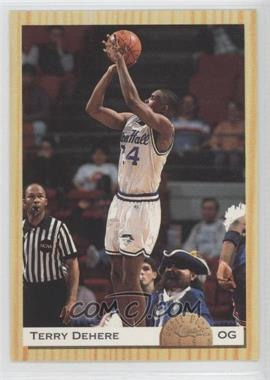 1993-94 Classic Draft Picks #87 - Terry Dehere