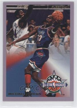 1993-94 Fleer - All-Stars #5 - Michael Jordan