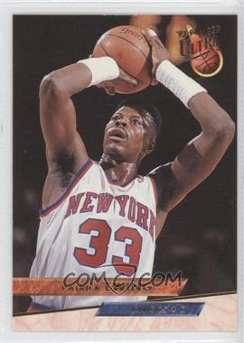 1993-94 Fleer Ultra - [Base] #127 - Patrick Ewing