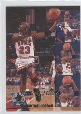 1993-94 Fleer Ultra All-NBA Team #2 - Michael Jordan