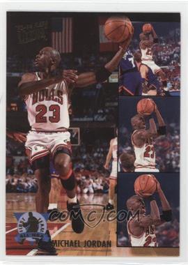 1993-94 Fleer Ultra All-NBA Team #2 - Michael Jordan