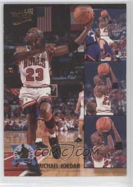 1993-94 Fleer Ultra First Team All-NBA #2 - Michael Jordan