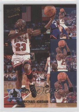 1993-94 Fleer Ultra First Team All-NBA #2 - Michael Jordan