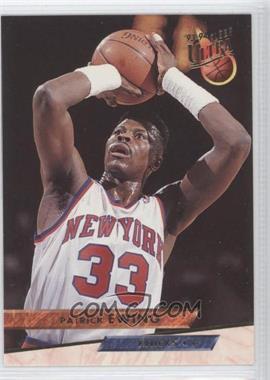 1993-94 Fleer Ultra #127 - Patrick Ewing