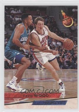 1993-94 Fleer Ultra #246 - David Wood
