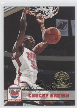 1993-94 NBA Hoops - [Base] - 5th Anniversary #139 - Clarence Brown