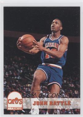 1993-94 NBA Hoops - [Base] #35 - John Battle