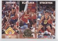 Michael Jordan, Mookie Blaylock