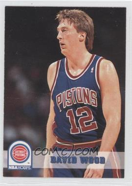 1993-94 NBA Hoops #324 - David Wood