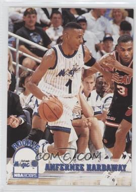 1993-94 NBA Hoops #380 - Anfernee Hardaway