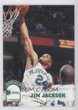 1993-94 NBA Hoops #48 - Jim Jackson