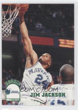 1993-94 NBA Hoops #48 - Jim Jackson