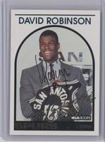David Robinson (Autograph)