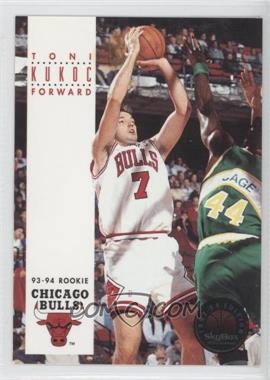 1993-94 Skybox Premium - [Base] #207 - Toni Kukoc