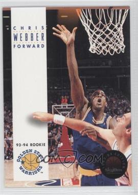 1993-94 Skybox Premium - [Base] #227 - Chris Webber