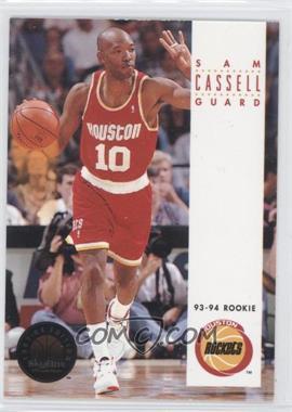 1993-94 Skybox Premium - [Base] #228 - Sam Cassell
