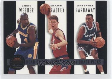 1993-94 Skybox Premium - Head of the Class #N/A - Chris Webber, Shawn Bradley, Anfernee Hardaway, Jamal Mashburn, Isaiah Rider, Calbert Cheaney /15000