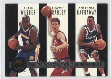 1993-94 Skybox Premium Head of the Class #N/A - Chris Webber, Shawn Bradley, Anfernee Hardaway, Jamal Mashburn, Isaiah Rider, Calbert Cheaney /15000