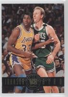 Magic Johnson, Larry Bird