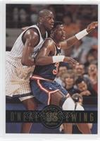 Shaquille O'Neal, Patrick Ewing
