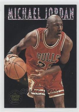 1993-94 Skybox Premium The Center Stage #CS1 - Michael Jordan