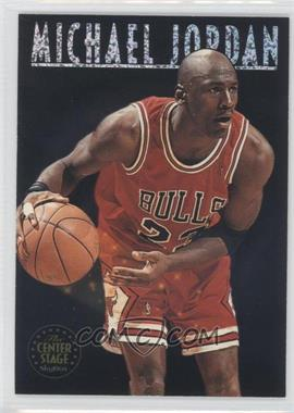 1993-94 Skybox Premium The Center Stage #CS1 - Michael Jordan