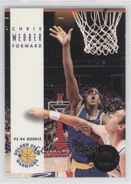 1993-94 Skybox Premium #227 - Chris Webber