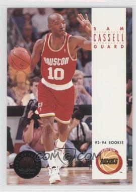 1993-94 Skybox Premium #228 - Sam Cassell