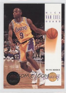 1993-94 Skybox Premium #241 - Nick Van Exel