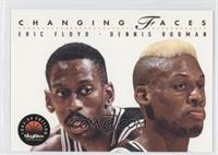 Eric Floyd, Dennis Rodman
