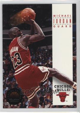 1993-94 Skybox Premium #45 - Michael Jordan