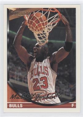 1993-94 Topps Gold #23 - Michael Jordan