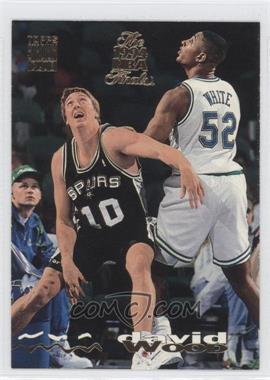 1993-94 Topps Stadium Club - [Base] - NBA Finals Winner Prize #138 - David Wood