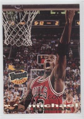 1993-94 Topps Stadium Club - [Base] #181 - Michael Jordan