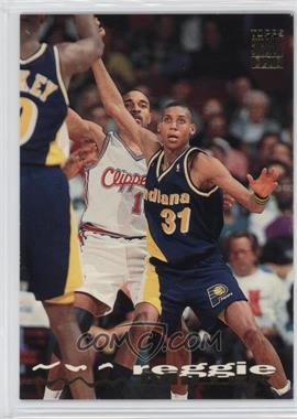 1993-94 Topps Stadium Club - [Base] #306 - Reggie Miller