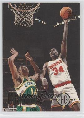 1993-94 Topps Stadium Club - [Base] #64 - Hakeem Olajuwon