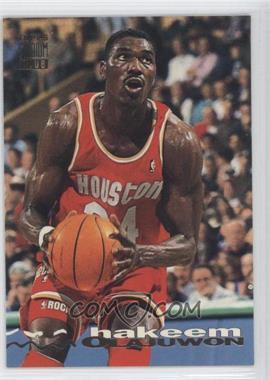 1993-94 Topps Stadium Club - [Base] #89 - Hakeem Olajuwon