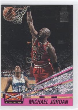 1993-94 Topps Stadium Club - Beam Team #4 - Michael Jordan