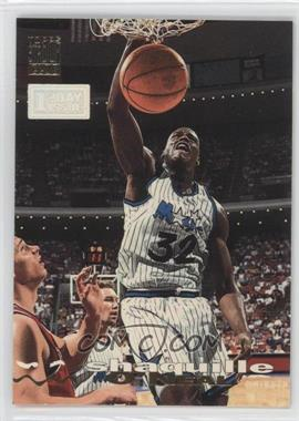 1993-94 Topps Stadium Club 1st Day Issue #100 - Shaquille O'Neal